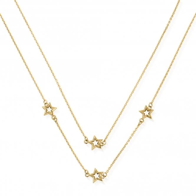 ChloBo Necklace Soul Glow Gold