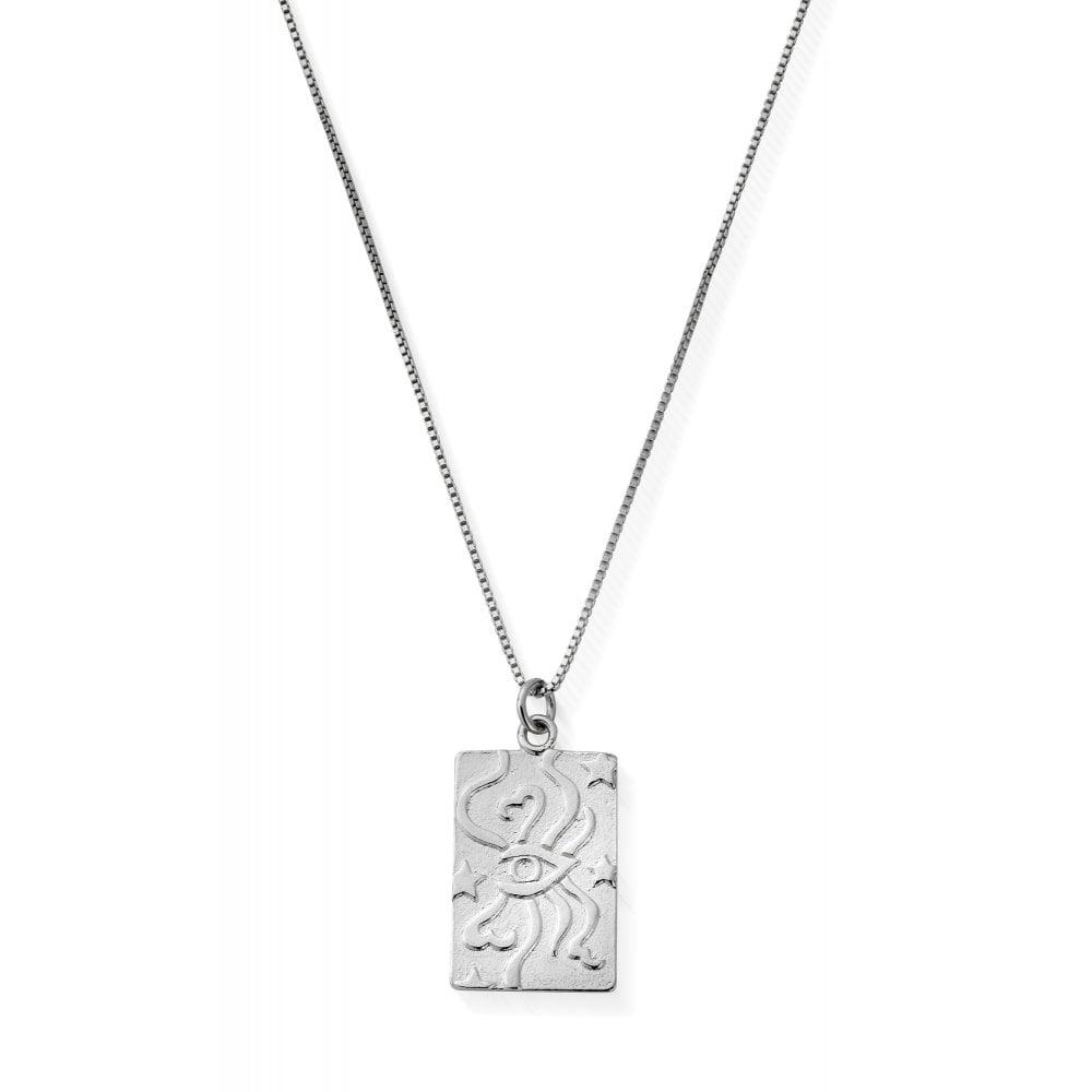 ChloBo Necklace Divine Guidance Silver