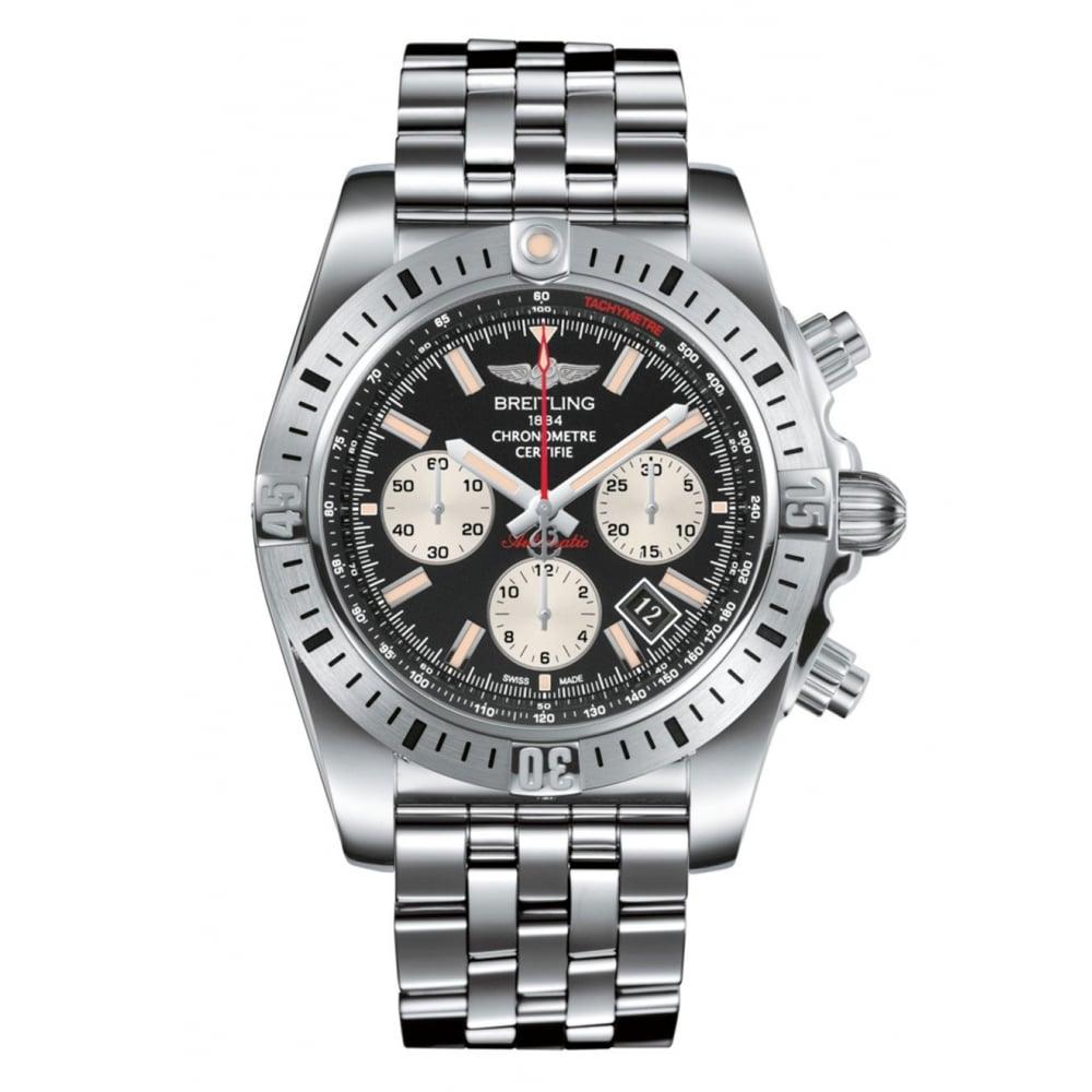 Breitling | Chronomat 44 GMT Steel