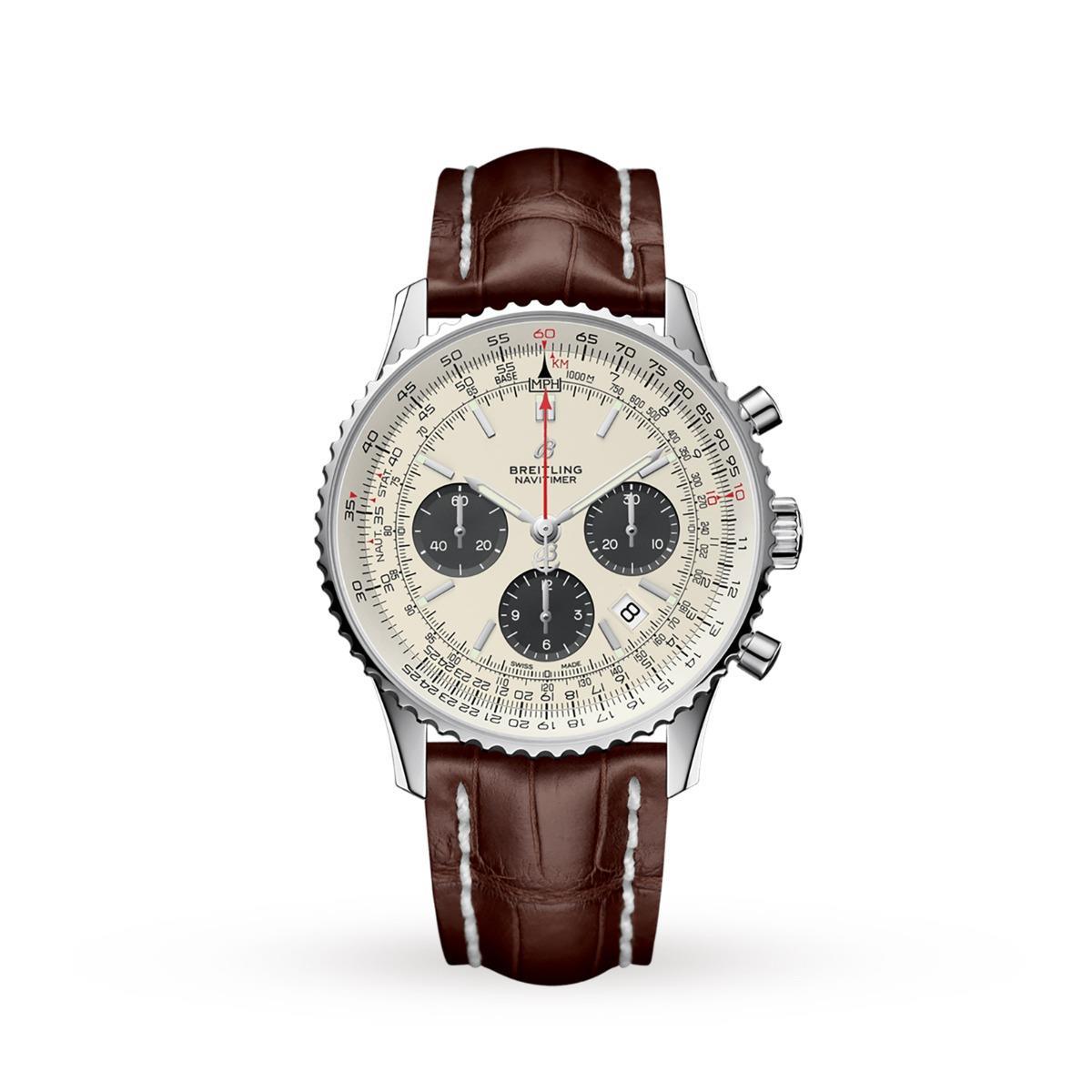 Breitling Navitimer Chronograph 43 - AB0121211G1P1