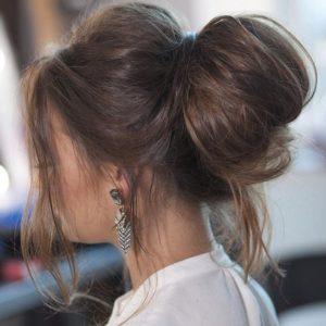 Earrings to suit all wedding hair